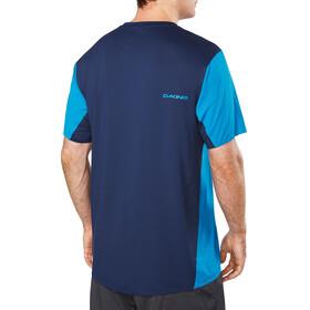 Dakine Boundary S/S Jersey Men Blue Rock